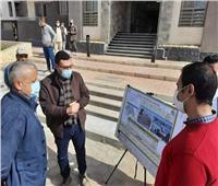 قيادات الإسكان يتفقدون مشروعات مدينة 6 أكتوبر.. صور