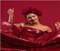 ميس حمدان تحتفل بعيد الحب «وحيدة»| صور