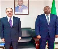 وزير الخارجية البوروندي يستقبل السفير المصري لبحث تعزيز العلاقات الثنائية