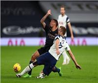 بث مباشر  مباراة مانشستر سيتي وتوتنهام في الدوري الإنجليزي
