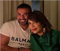 أحمد سعد يصف أصالة بـ«الفنانة العظيمة»