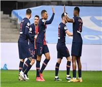 بهدفين مقابل هدف.. باريس يتخطى نيس بصعوبة قبل موقعة برشلونة