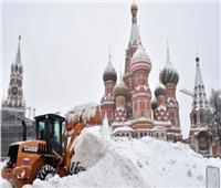 روسيا تسجل أكبر نسبة تساقط ثلوج منذ 50 عاما