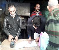 إغلاق ٨ منشآت ومقاهٍ وتحرير ١٥ محضرًا للمخالفين فى حملات بالإسكندرية