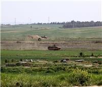 قوات الاحتلال تطلق النار على المزارعين الفلسطينيين شرق غزة