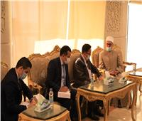 أمين «البحوث الإسلامية» يلتقي سفير كازخستان لبحث التبادل الثقافي والعلمي