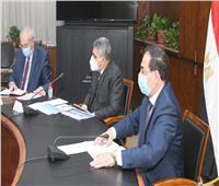 وزير البترول يبحث زيادة دور مصر كمركز متكامل لخدمات تموين السفن