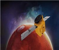 بارتفاع ٢٥ ألف كم عن الكوكب الأحمر.. أول صورة للمريخ بالمسبار العربي