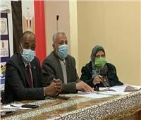مدير «تعليم الفيوم» يتابع اختيار المرشحين لرئاسة لجان ومراقبي أوائل الدبلومات