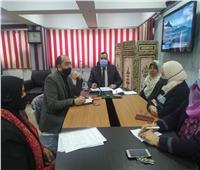 «تعليم المنوفية» يعقد الاجتماع الدوري لمناقشة تنفيذ الخطة الاستثمارية