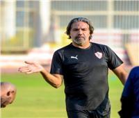 «عبد الهادي» يُحفز لاعبي الزمالكقبل مواجهة الإسماعيلي