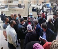إعدام ١٠٠ كيلو مواد غذائية فاسدة وتحرير 17 محضرا للمخالفين بالإسكندرية