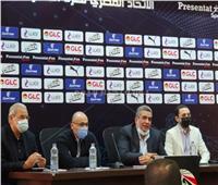 عقد مؤتمر صحفي لرئيس اتحاد الكرة غدًا