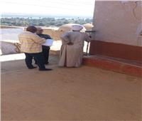 استمرار معاينة المنازل المدرجة فى كشوفات تعويضات «النوبيين»