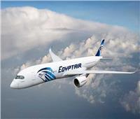 مصر للطیران تسيّر 62 رحلة جوية لنقل أكثر من 4 آلاف راكب