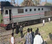 النيابة تصرح بدفن جثة عامل صدمه قطار بالمنيا