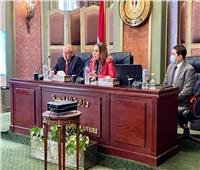 الانتقال للعاصمة الإدارية.. «الخارجية» تستقبل نائب وزير الاتصالات