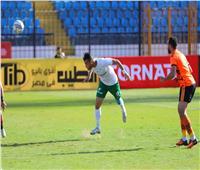 المصري يتغنى بـ أحمد جمعة بعد الفوز على المنصورة