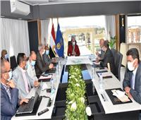 تحديث المخطط الإستراتيجى لمدينة أسوان لمواجهة التحديات والعشوائيات