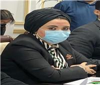 أميرة صابر: التشابك بين الحكومة والمجتمع المدني طريق للتنمية المستدامة