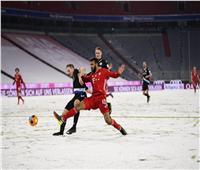 وسط الثلوج..تعادل صعب لبايرن ميونخ مع أرمينيا بيليفيلد في«البوندسليجا»