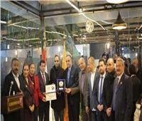 نادي الشمس يكرم أعضاءه من نواب البرلمان بحضور وزير الشباب والرياضة