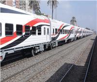 حركة القطارات| 40 دقيقة تأخيرات بين القاهرة والإسكندرية.. الثلاثاء