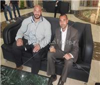 حوار   بيج رامي: هدفي دعم أبطال مصر لإحراز البطولات الدولية