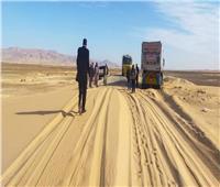 رياح باردة على عدة مناطق في شمال سيناء