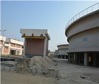 تطوير 3 محطات معالجة مياه بتكلفة 256 مليون جنيه بالقليوبية| فيديو