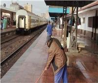 خاص| «السكة الحديد»: انتظام حركة القطارات في ظل الطقس السيئ.. مع تخفيض السرعات