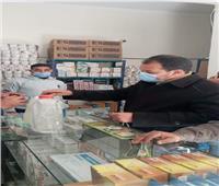 تحرير 140 مخالفة إدارية و55 محضرا تموينيا بالمنيا