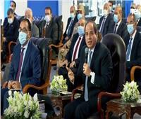 الرئيس السيسي: «من حقك تعارض وتعبر عن رأيك ولكن بهدف تحسين الأحوال» | فيديو