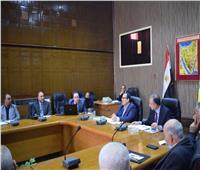 استعراض خطة النظافة العامة لمدينة العريش