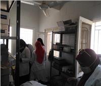 محافظ قنا: الكشف على 1152 حالة خلال القافلة الطبية بنجع الرماش