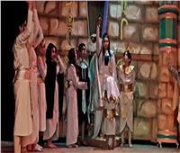 «حابي وزيتون والسر المدفون» عرض مسرحي بثقافة الغربية