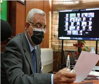 مبارك: إدراج مشروع إنشاء جامعة المنوفية الأهلية بخطة العام المالي الجديد