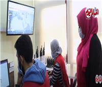 الهلال الأحمر المصري.. كتيبة مهمتها البحث عن المنكوبين وإنقاذهم | فيديو