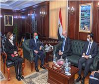 محافظ الإسكندرية يبحث مع سفير إسبانيا سبل التعاون لجذب الاستثمار..صور