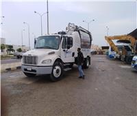 طوارئ بشركات مياه الشرب والصرف الصحي بجميع المحافظات لمواجهة الأمطار