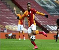 مصطفى محمد ضمن التشكيل المثالي للجولة الـ 25 من الدوري التركي
