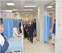 الخشت : جامعة القاهرة تشهد أكبر تطوير في تاريخها لجميع مستشفياتها الطبية