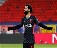 محمد صلاح يعادل رقم أسطورة ليفربول