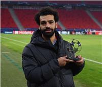 محمد صلاح أفضل لاعب في مباراة لايبزيج وليفربول