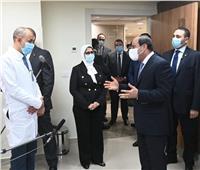 الإسماعيلية في 24ساعة | الرئيس السيسي يفتتح المجمع الطبي المتكامل
