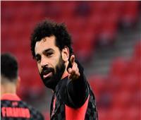 محمد صلاح يتحدث عن فرحته بتسجيل الأهداف وفوز ليفربول على «لايبزيج»