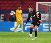 قائد ليفربول عن الفوز على لايبزيج: «أنجزنا نصف المهمة فقط»