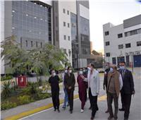 محافظ أسيوط يشيد بإنجازات القطاع الصحي خلال افتتاحه لمستشفى أبوتيج