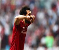 ليفربول يعيد تغريدة محمد صلاح بعد الفوز على لايبزج