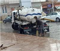 بسبب الطقس غير المستقر.. توقف حركة الصيد ببوغاز عزبة البرج بدمياط